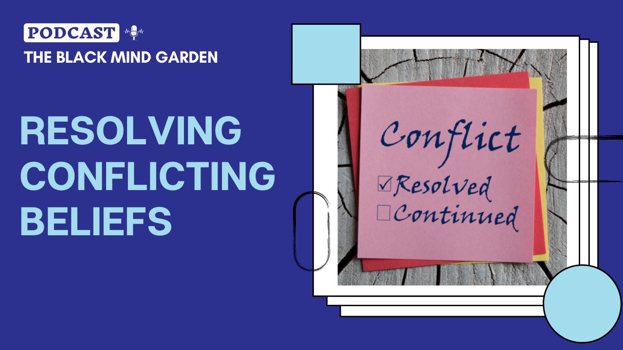 Resolving Conflicting Beliefs